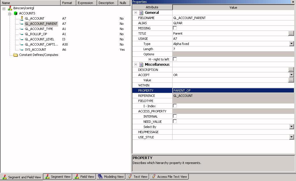 Defining An Fml Hierarchy In The Synonym Editor