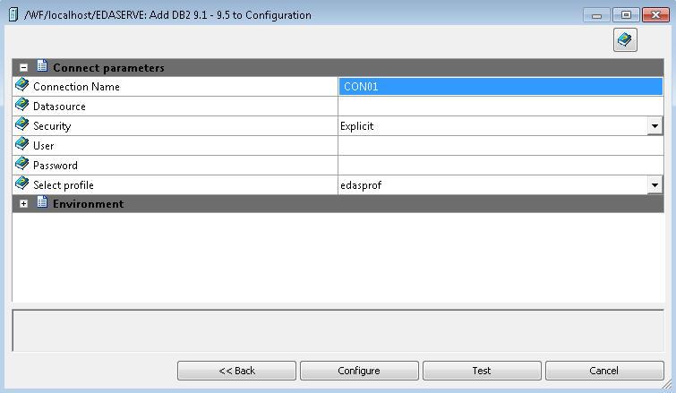Developer Studio Data Access and Descriptions